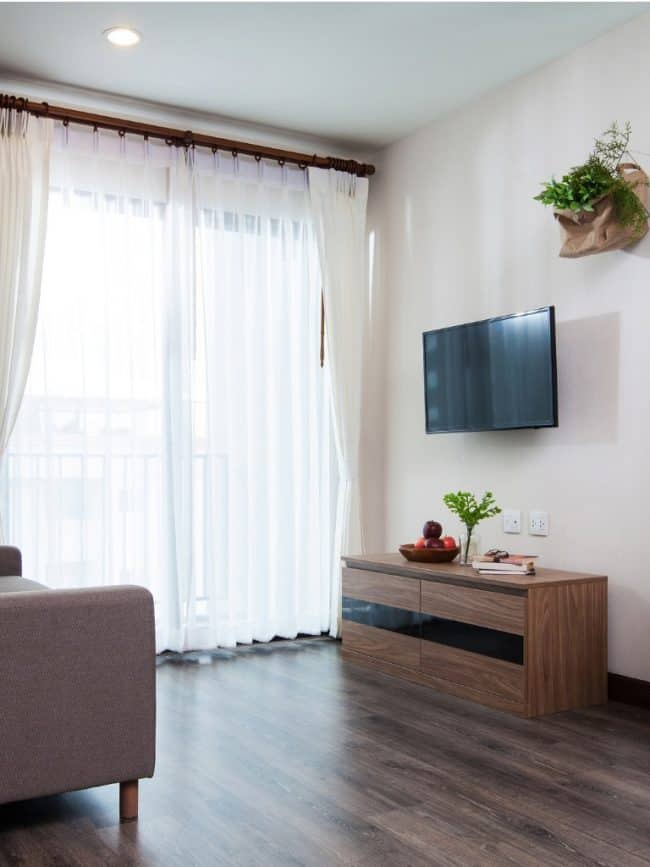 How to Hide TV Wires and Unsightly Cords in Your Living Room