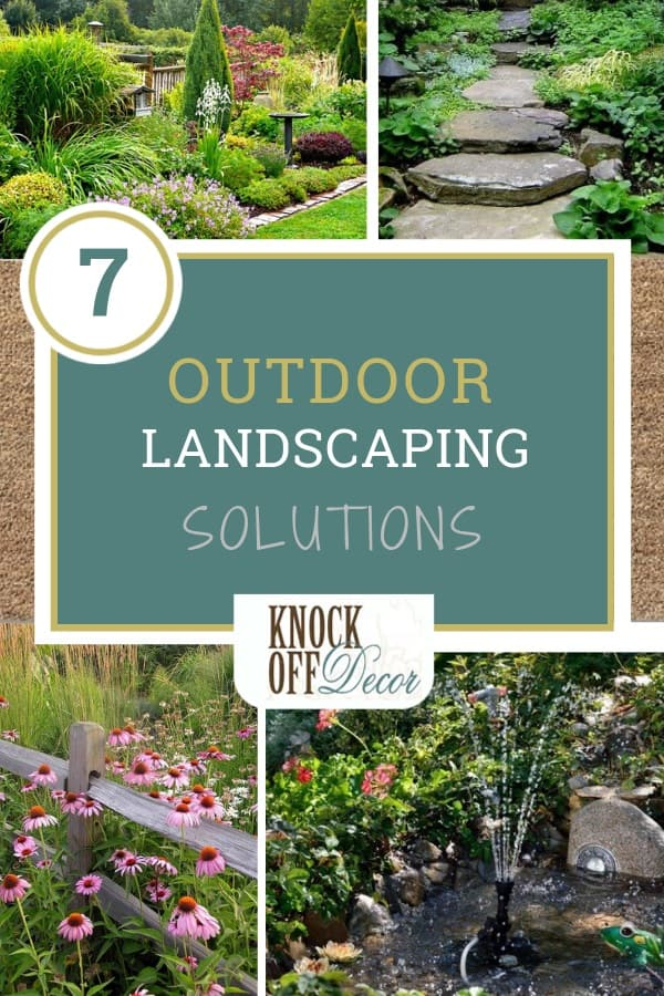 7 Natural Landscaping Ideas Knockoffdecor Com