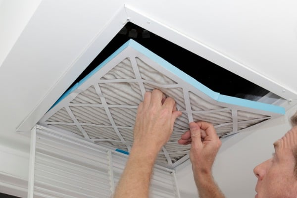 checking every air conditioner units