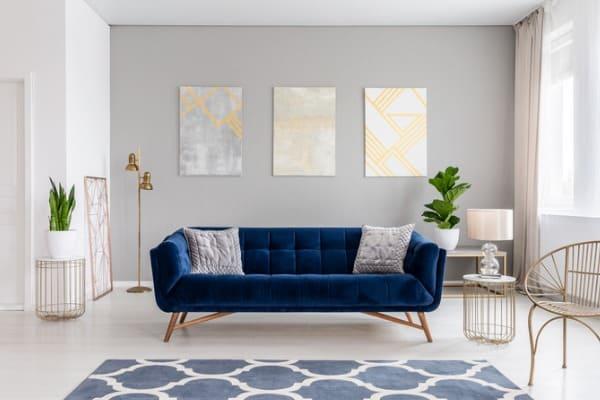 minimalist wall