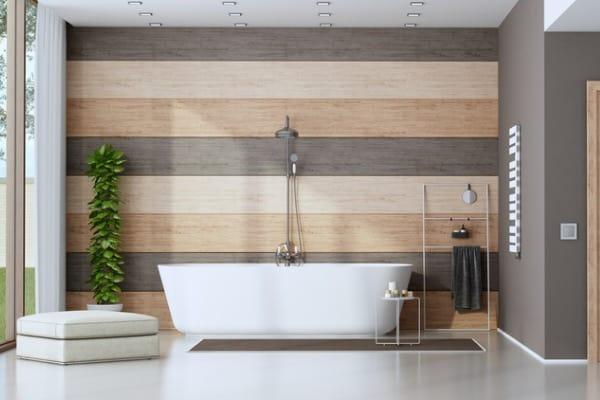 a perfect bathtub