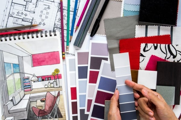 concepting your house color