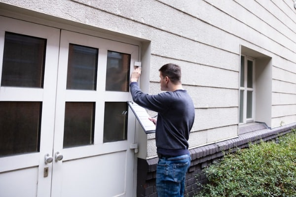 examining home security
