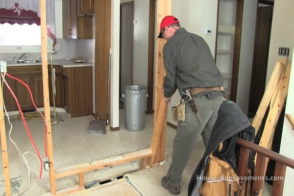 wall removal tips