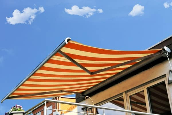 awnings cost effective