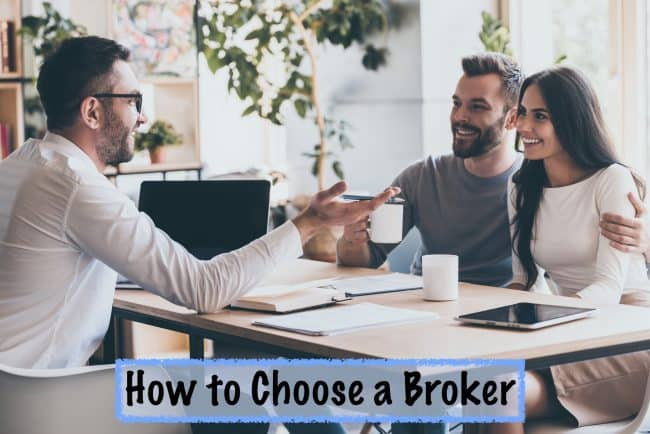 choosing a home broker