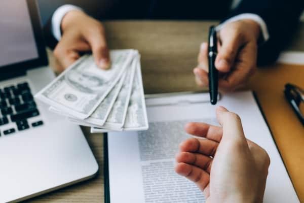 money loan from a friend