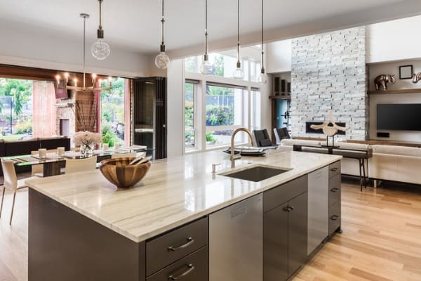 setting up priorities in kitchen's layout