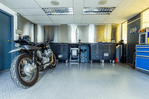 upgrading garage
