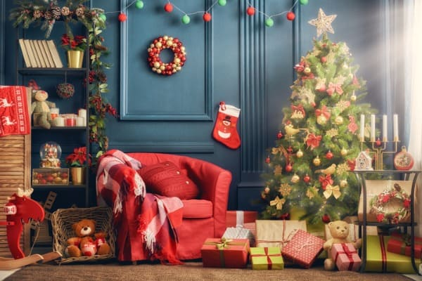 christmas in your home