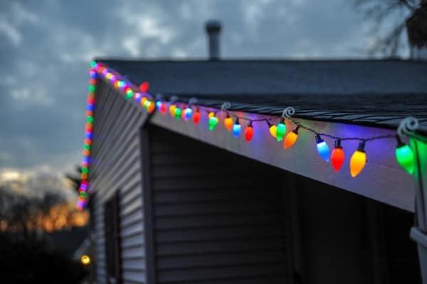 hang lights