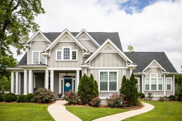 home exterior paint color palettes