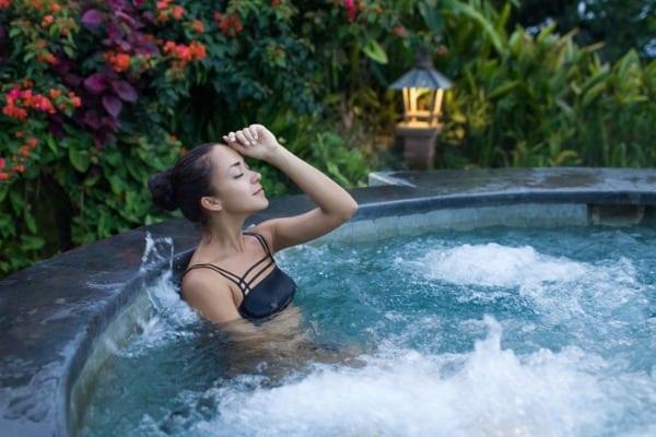 hot tub rehabilitation