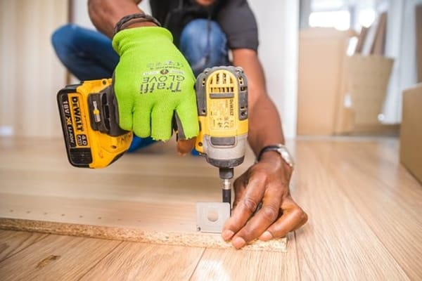 size and weight power tools