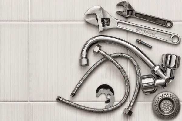 tools for replacing faucet