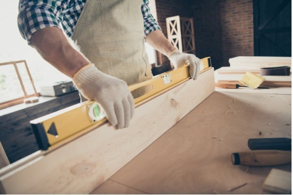 woodworking in your basement