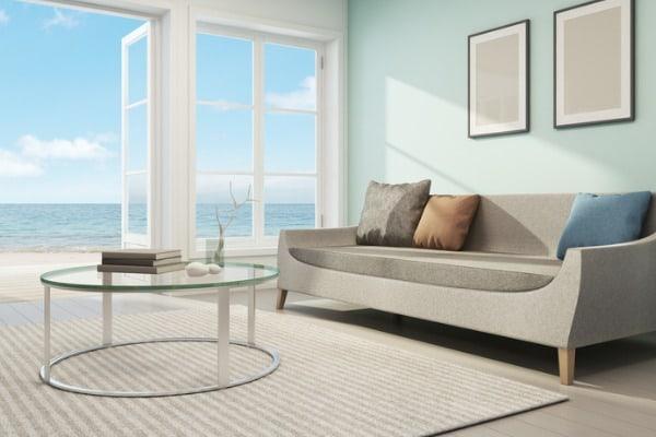 apartment located near beach