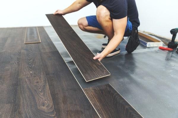 installing diy flooring