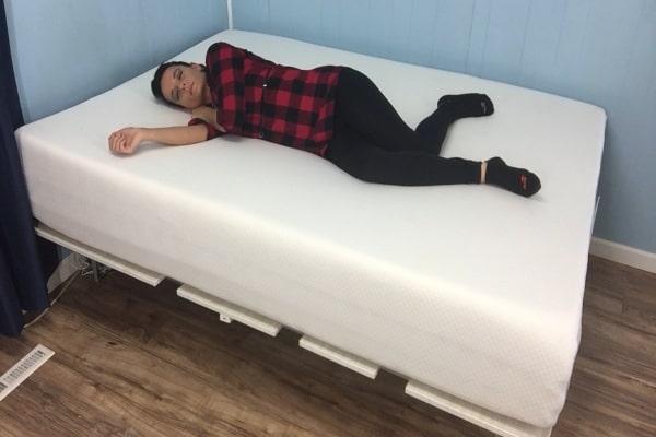 memory foam mattress good for side sleeper