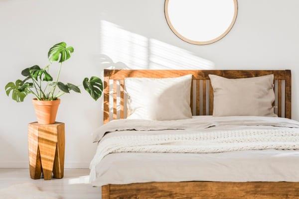 minimalist bedroom idea