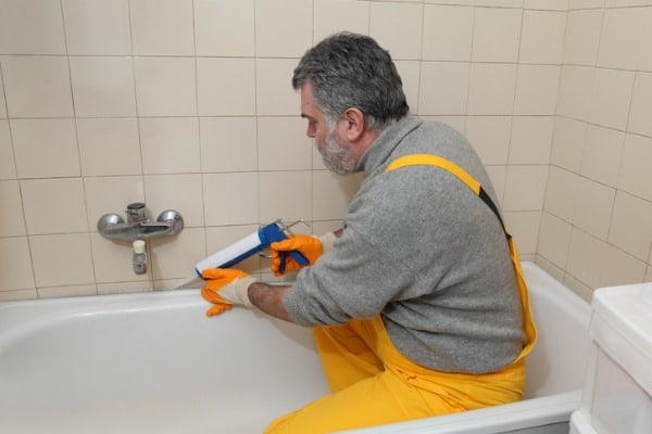 refinish the bathtub