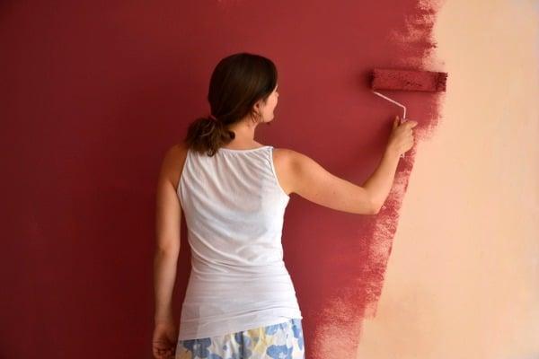 repainting basement