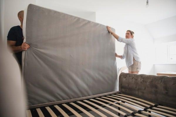 replace mattress