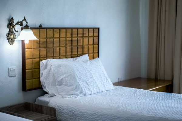 bed wall cover