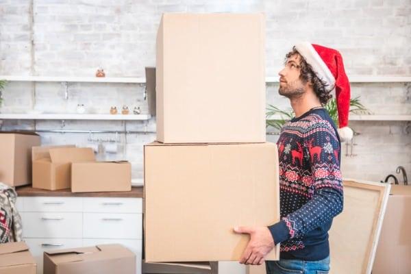 holiday moving