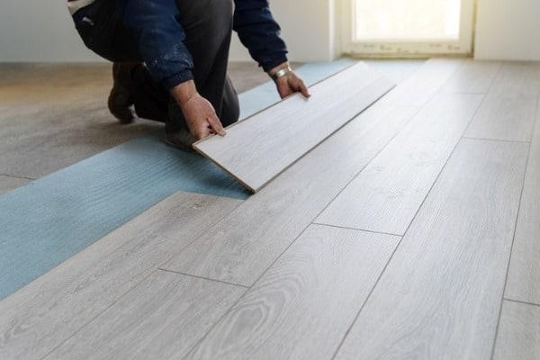 install laminate floor