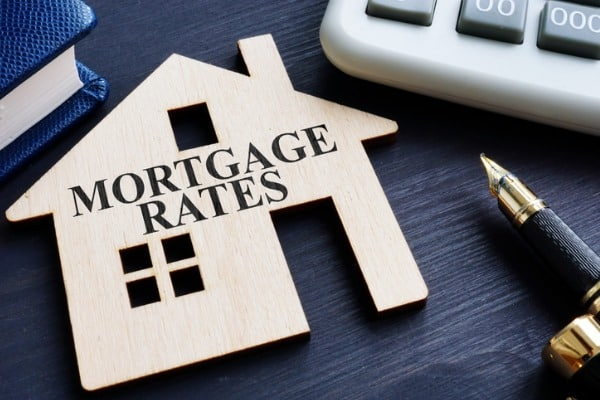 mortgage rates on wood
