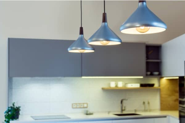Pendant lights kitchen