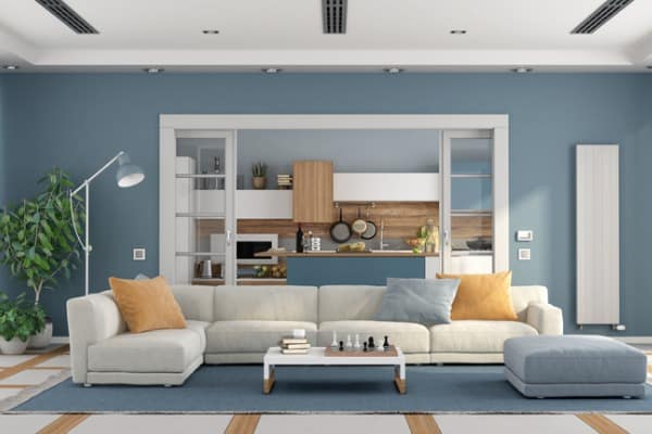 budget for furnishing vacational rental home