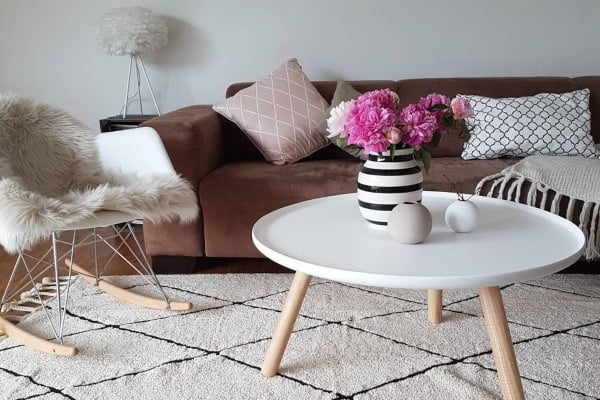 furniture and rugs