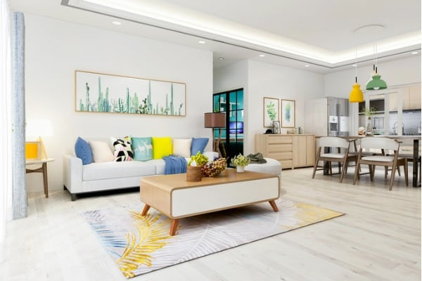 tips for furnishing your vacational rental home