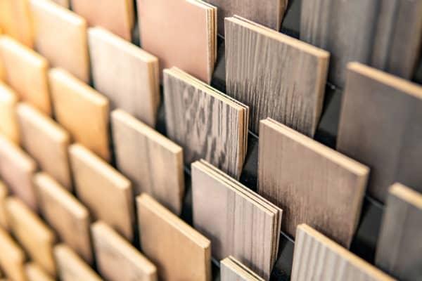 wooden laminate veneer material