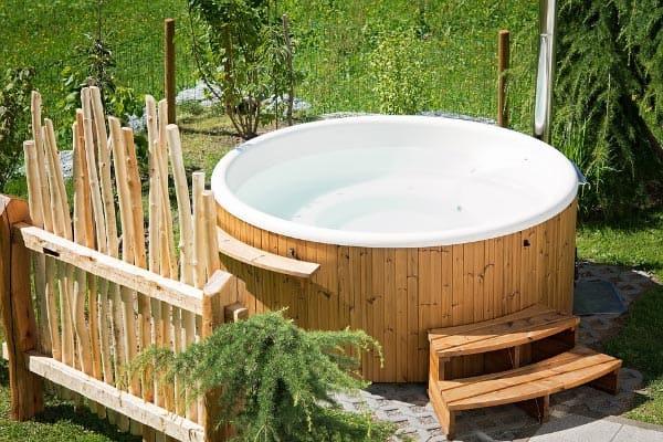 hot tub design