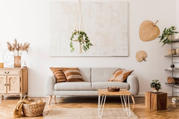 calming home color