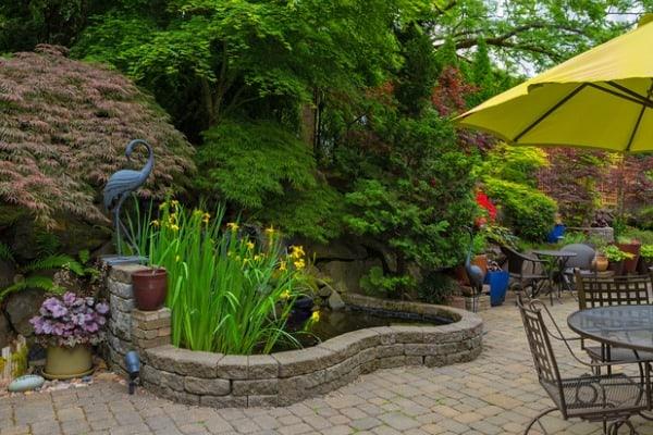 backyard-water-feature-idea