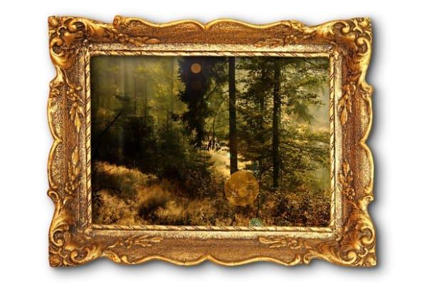 expensive-framed-art