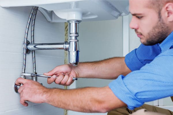 hired plumber costs