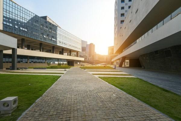 landscape campus