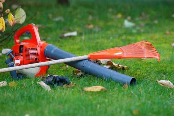 Reduce yard work tips