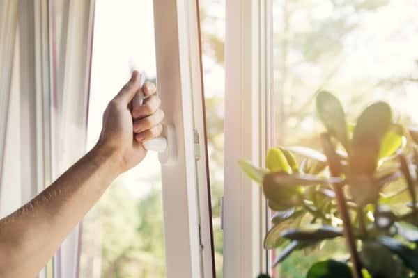Acrylic glass reduces UV harmful effects.