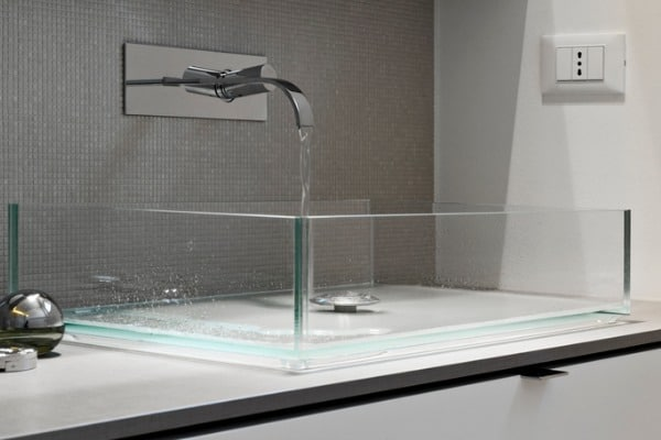faucet-and-glass-sink