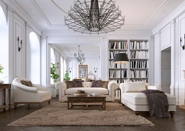 luxury-classic-interior-of-living-room