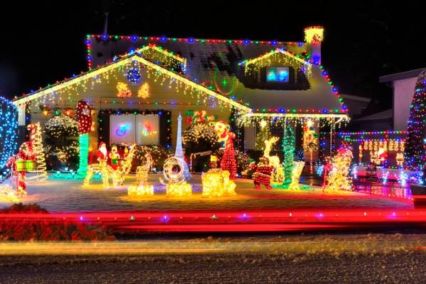 christmas light pictures