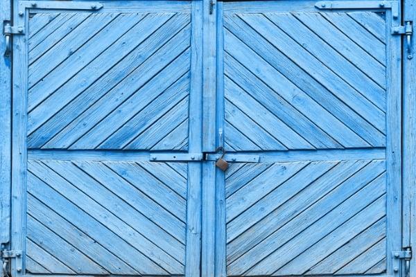 old-garage-door