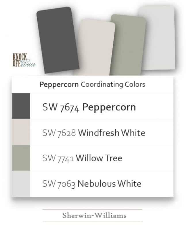 pairing colors sw7674