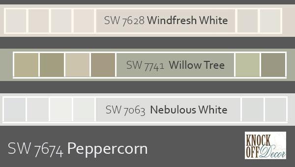 Coordinating colors